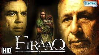 Firaaq {hd} - Naseeruddin Shah - Paresh Rawal - Deepti Naval - Best Hindi Film-  With Eng Subtitles