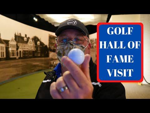 2021 Golf Hall Of Fame Visit