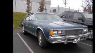 Chevrolet Caprice Classic 1977