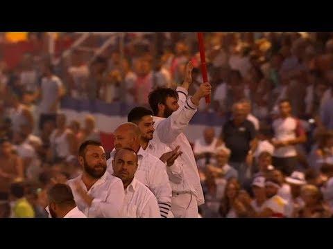 Joutes de Sète 2017 : la victoire de Simon CASELLI