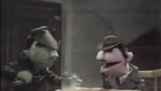 Repeat youtube video Criminal Capers: The Secret Knock - Classic Sesame Street