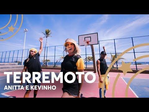 Terremoto - Anitta & Kevinho - Lore Improta  Coreografia