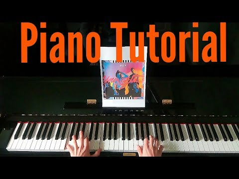 How to Play YOUNGBLOOD By 5SOS on Piano