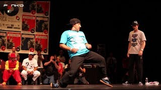 Popping Finals: Breeze Lee vs Nikodemus | R16 USA 2012 | Funkd Up TV
