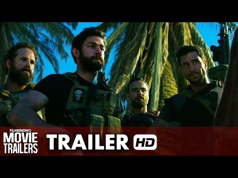 13 Hours: The Secret Soldiers of Benghazi Trailer #2 (2016) - Michael Bay Movie [HD]