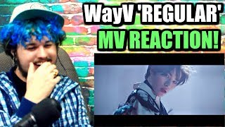 Cover images WayV 威神V '理所当然 (Regular)' MV | THIS MV THOUGH! | REACTION!!