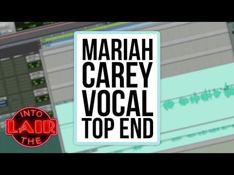 Mariah Carey Vocal Top End - Into The Lair #181