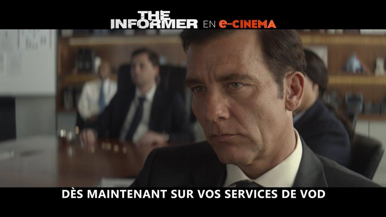 Download THE INFORMER - Bande Annonce