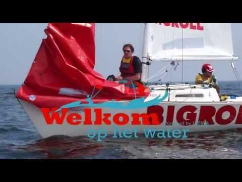 Social Flash Welkom op het water   Zeilen - 14 okt 16 - 12:19