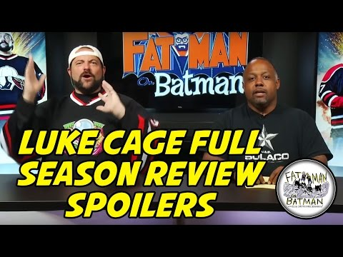 LUKE CAGE FULL SEASON REVIEW SPOILERS