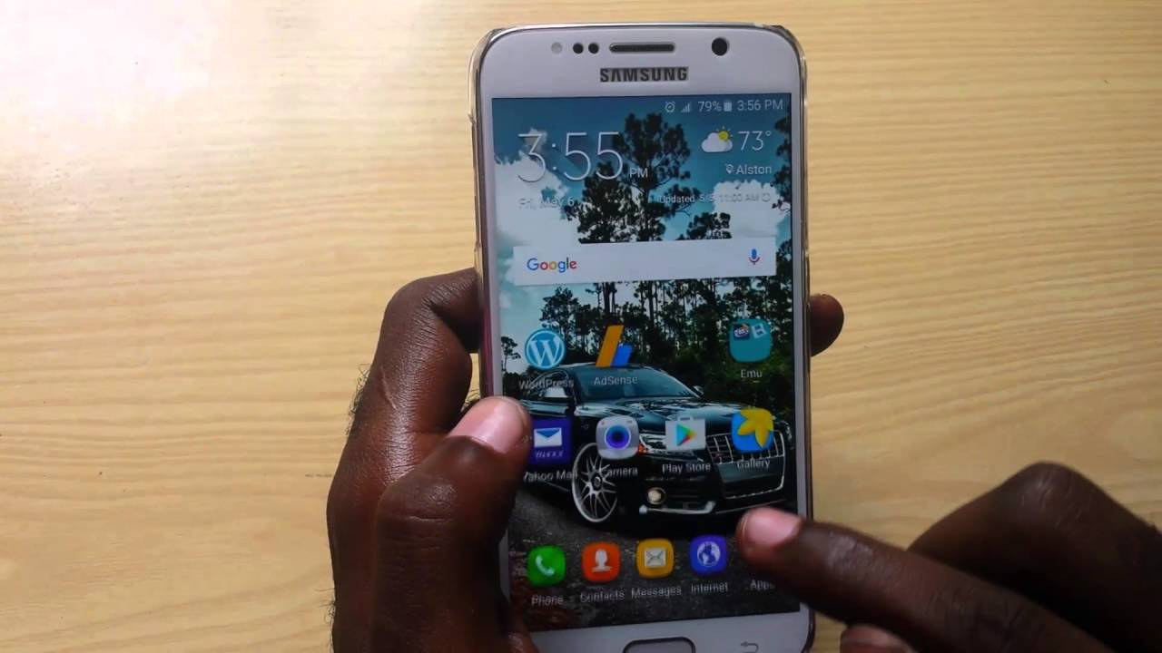 Samsung Galaxy Touchscreen Sensitivity Issue Fix