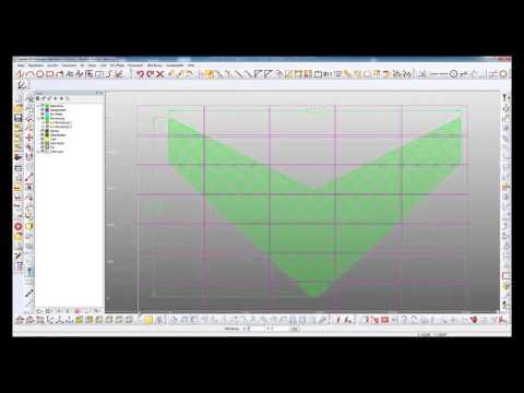 Licom AlphaCAM Täfeln (CAD, CAM, CNC, 3D, Fräsen, Täfeln, Platten, aufteilen)