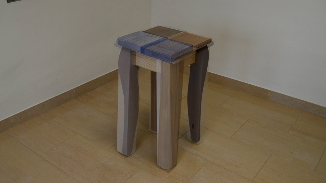 Rico forte muestrario de patas youtube for Fabrica de muebles en yecla