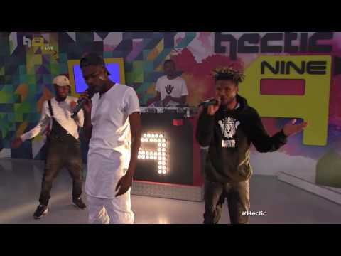 Kwesta performs Mmino: Live Performances