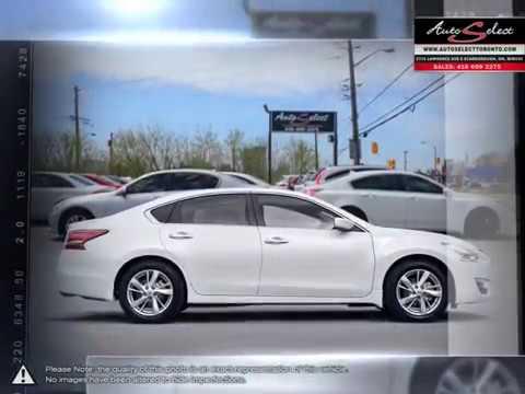 2014 Nissan Altima | Auto Select Toronto | 1N4AL3AP0EN343447 14NAT941