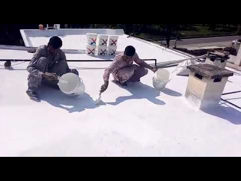 Complete Roof Cooling, Waterproofing & Thermal Heat Proofing/insulation Product Isothane In Pakistan
