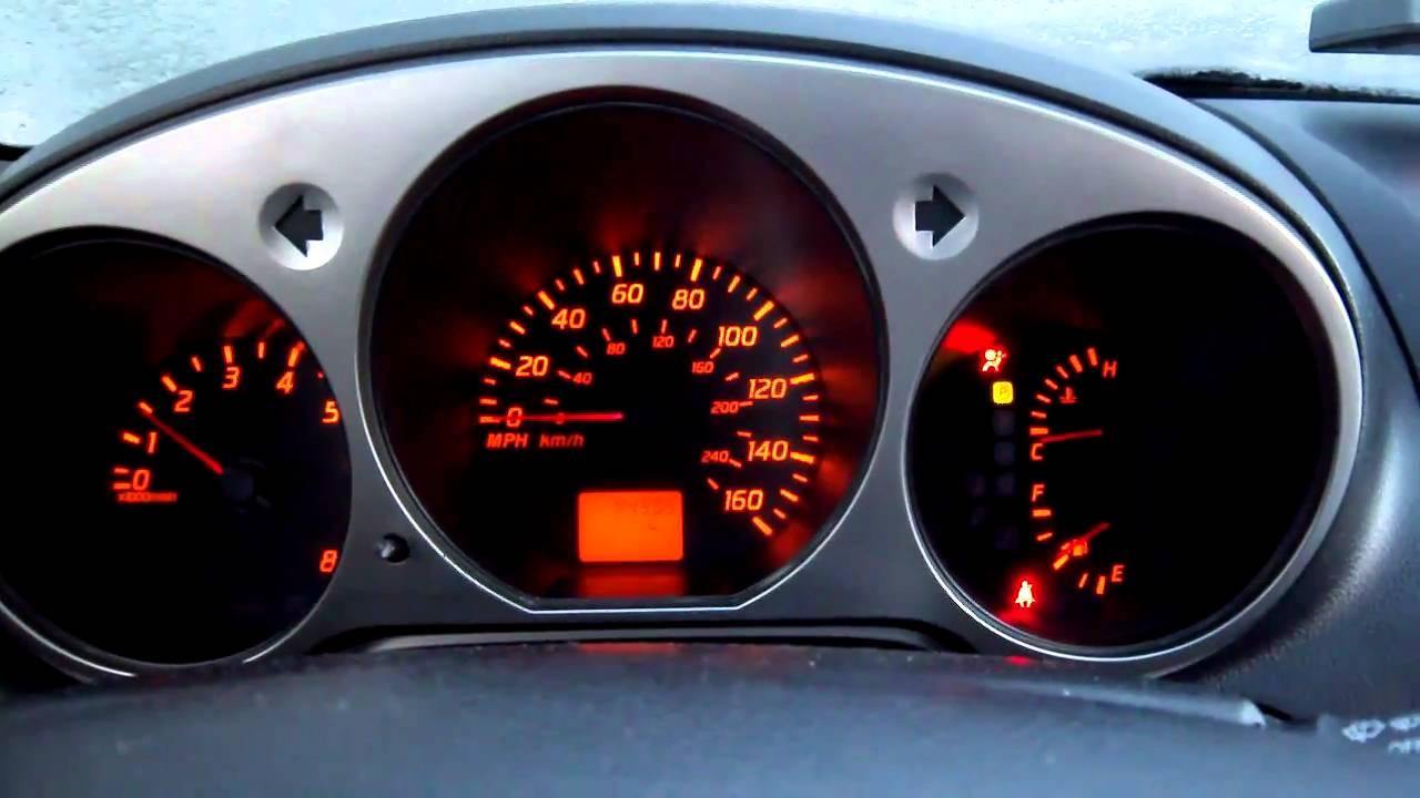 3 Degree Cold Start: 2003 Nissan Altima 3.5L V6   YouTube
