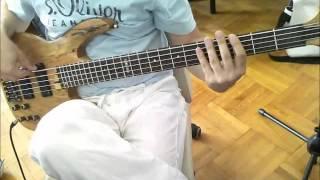 ESP LTD B205SM sound test