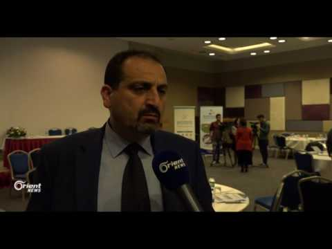 المؤتمر السنوي الثالث لشبكة إغاثة سوريا في غازي عنتاب  - نشر قبل 13 ساعة