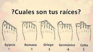 Significados pies grandes