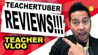 WAIT TIL THE END!...Teacher Channel REVIEWS!