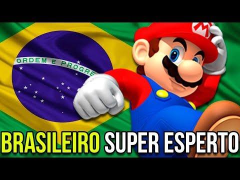 DESAFIEI UM CRIADOR BRASILEIRO – Super Mario Maker (SUPER CHEIO DE MARRA)