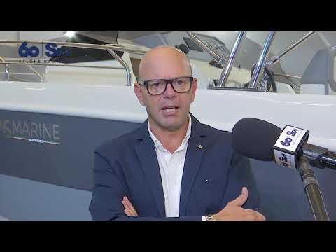 La novità di AS Marine Italia, una barca moderna e performante - AS 28 GL