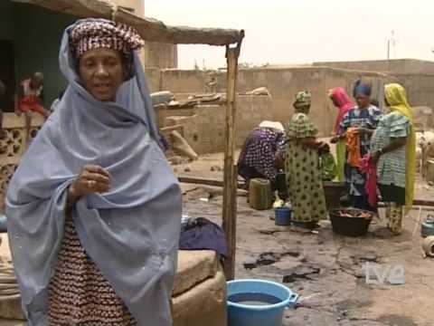 2007 - Mauritania - Mujeres de la arena. Pueblo de Dios TVE y Manos Unidas