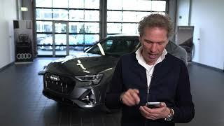 Audi e-tron   My Audi App