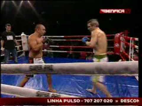 Valderi luta em portugal 2º Round.