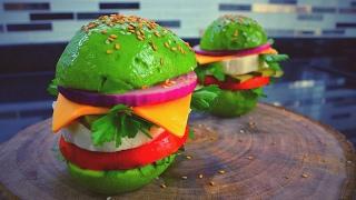 Avokado Burger Tarifi