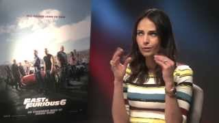Fast & Furious 6 - Justin Lin, Luke Evans And Jordana Brewster Interview