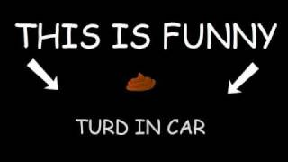 Theres a Turd in my Car