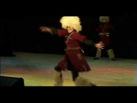 Georgian folk ensemble  UREKI