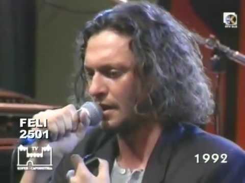 Biagio Antonacci - Come siamo tanti al mondo (video 1992)