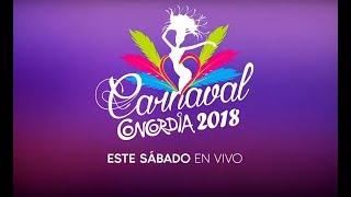Carnaval de Concordia 2018 EN VIVO por Radio Ciudadana 89.7