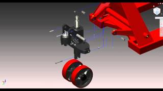 EZ Roll Mobility Solutions: Pallet Truck -- How to remove hydraulic pump