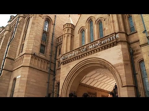 Reasons to study at Manchester University