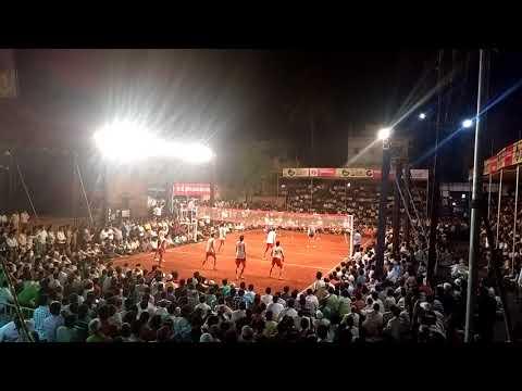 Arun Kumar vs Malegaon shooting volleyball match