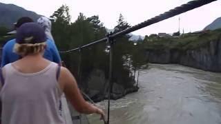Видео  Идем на остров Патмос по подвесному мосту(18 июня 2016 года мы побывали на острове Патмос возле Чемала., 2016-06-18T12:32:11.000Z)