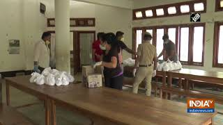 COVID-19 lockdown: Homeless in Dimapur moved to sports complex