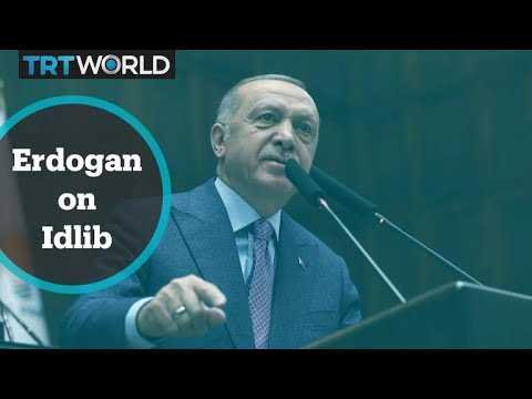 Erdogan says Turkey will act if security concerns aren't met - The War in Syria