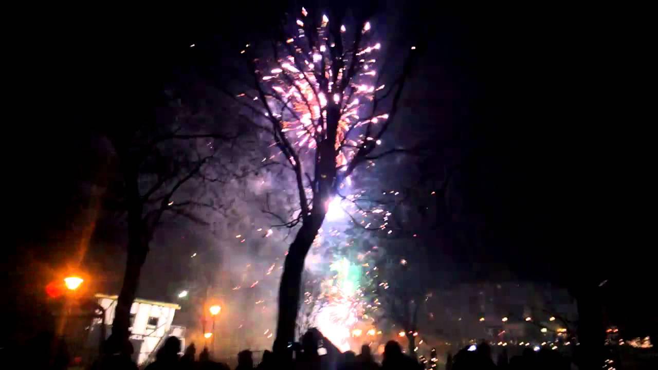 Międzyzdroje 2013 sylwester 2014 nowy rok