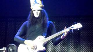 Buckethead - Jordan 6/21/2016 San Diego, CA - Music Box *FRONT ROW*