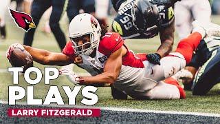 Larry Fitzgerald Returns for 2020 Season | Arizona Cardinals Highlights