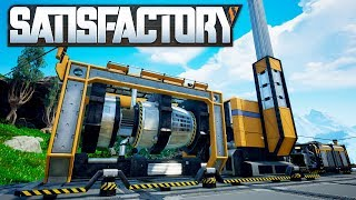 Satisfactory #019 | Schwarzes Gold | Gameplay German Deutsch thumbnail