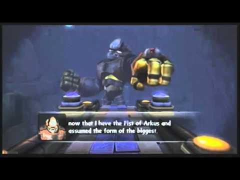 Skylanders Trap Team Final Kaos Boss Battle! The Ultimate ...