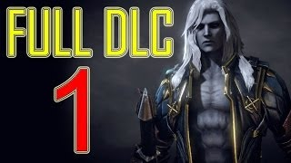castlevania lords of shadow 2 revelations walkthrough part 1 let's play gameplay Alucard DLC 1080p