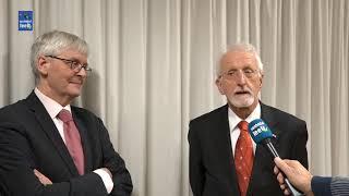 Afscheid voorzitter Bert Vroon van de Participatieraad Ommen