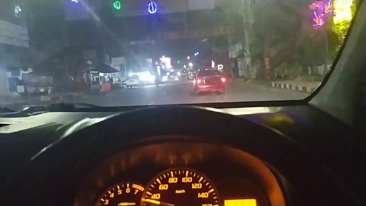Story Wa Ig Nyetir Mobil Malam Hari Lagu Bujangan Youtube